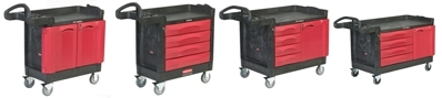 Rubbermaid TradeMaster Mobile Cabinets & Work Centers