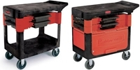 Rubbermaid Trades Carts