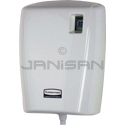 Rubbermaid 1793503 AutoClean LCD Dispenser System for Urinals & Toilets - White in Color