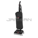 "Rubbermaid 1868622 12"" Ultra Light Upright Vacuum Cleaner - Black in Color"