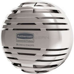 Rubbermaid TCell 2.0 Air Freshener Dispenser - Chrome in Color