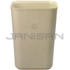 Rubbermaid 2544 Fire Resistant Wastebasket - Extra Large - 40 U.S. Quart Capacity