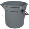 Rubbermaid 2614 Round Bucket - 14 Qt Capacity