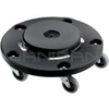 Rubbermaid 2640 BRUTE® Dolly for 2620, 2632, 2643, 2655 Containers