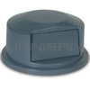 Rubbermaid 2647-88 BRUTE® Dome Top for 2643, 2643-60 Containers