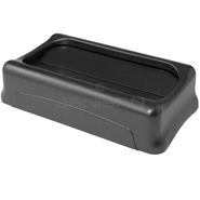 Rubbermaid 2673-60 Slim Jim® Swing Lid for Slim Jim® Containers