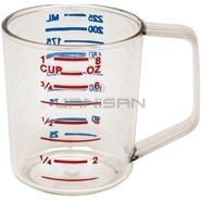 Rubbermaid 3210 Bouncer® Measuring Cup - 1 cup capacity
