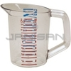 Rubbermaid 3215 Bouncer® Measuring Cup - 1 pint capacity
