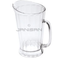 Rubbermaid 3334 Bouncer® II Pitcher - 60 oz. capacity - Clear