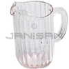 Rubbermaid 3336 Bouncer® Pitcher - 32 oz. capacity - Clear