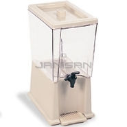 "Rubbermaid 3359 Beverage Dispenser - 16.75"" L x 10.38\"" W x 22.75\"" H - 5 gallon capacity"