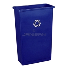 Rubbermaid 3540-28 Slim Jim® Recycling Container - 23 U.S. Gallon Capacity