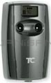 Technical Concepts TC Microburst Duet Dual Fragrance Air Freshener Dispenser - Black/Black Pearl in Color