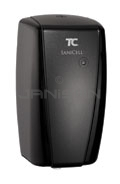 Technical Concepts TC SaniCell Wall Automatic Fixture Cleaning System - LED Dispenser (Battery & Refill Indicator) - Black/Pearl in Color