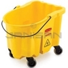 Rubbermaid 7470 WaveBrake® Bucket - 26 Qt Capacity