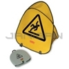 Rubbermaid 9S07-25 Folding Safety Cone with International Wet Floor Symbol