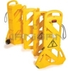 Rubbermaid 9S11 Mobile Barrier System