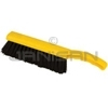 "Rubbermaid 9B27 Curved Plastic Handle Counter Brush, Polypropylene Fill with 8"" Bristle Coverage"