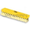"Rubbermaid 9B51 Plastic Acid Brush, Tampico and Synthetic Fill - 8"" in Length - 1"" Trim Length"