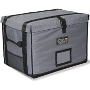 "Rubbermaid 9F16 PROSERVE® Insulated Top Load Full Pan Carrier - 5-2 1/2"" or 3-4\"" deep pan capacity"
