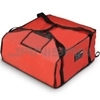 "Rubbermaid 9F36 PROSERVE® Pizza Delivery Bag, Medium - 18"" L x 17.25"" W x 7.75"" H - Four 12"" or Three 14"" Pizza Capacity"