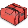 "Rubbermaid 9F37 PROSERVE® Pizza Delivery Bag, Large - 21.5"" L x 19.75"" W x 7.75"" H - Four 16"" or Three 18"" Pizza Capacity"