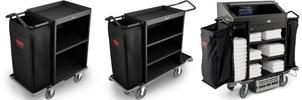Metal Housekeeping Carts