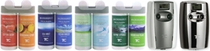 Technical Concepts TC Microburst Duet Dual Fragrance Air Freshener System