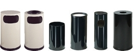 Rubbermaid / United Receptacle Econo Line Trash Cans, Waste Receptacles, Garbage Cans & Trash Containers