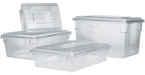 Food Storage Boxes and Lids