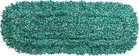 "Rubbermaid J855-00 Microfiber Looped-End Dust Mop - 36"" L x 5\"" W - Green in Color"