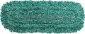 "Rubbermaid J858-00 Microfiber Looped-End Dust Mop - 60"" L x 5"" W - Green in Color"