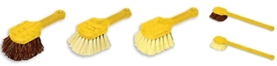 Plastic Handle Utility Brushes