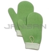 Rubbermaid Q650 Microfiber All Purpose Mitt with Thumb (Green)