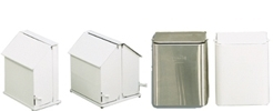 Rubbermaid Sanitary Napkin Receptacles & Liners