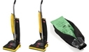 Traditional Upright Vacuum Cleaners