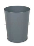 "Rubbermaid / United Receptacle WB44 Large Round Wastebasket - 44 qt. Capacity - 15.75"" Dia. x 18"" H - 1 pack of 3"
