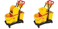 WaveBrake 35 Qt Mopping Trolleys